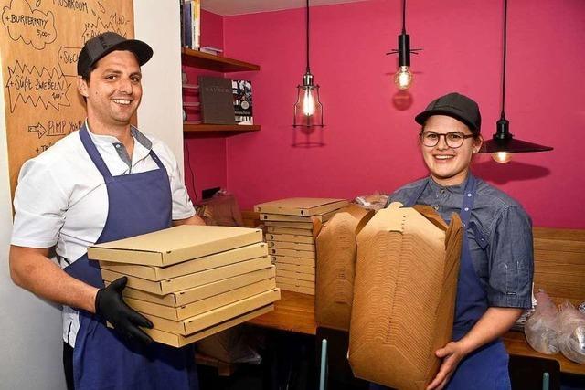 Gastronom Frédéric Zindler vom Lollo Freiburg verbreitet Soul Food und Optimismus