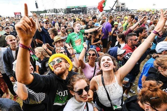 Erste Absage für die Open-Air-Saison: Kein Campus-Festival in diesem Jahr