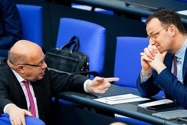 Berlin diskutiert Auswege aus dem Corona-Stillstand