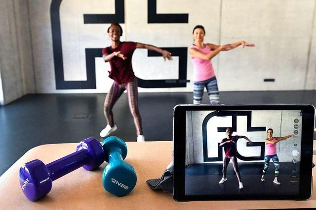Freiburgs größter Sportverein bietet jetzt Training per Video