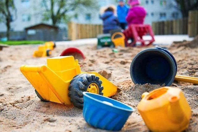 So läuft die Notbetreuung im Lörracher Kinderland