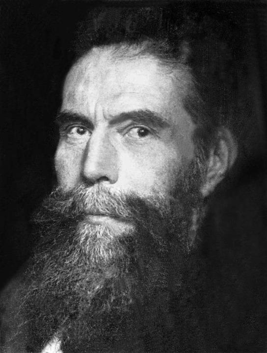 Wilhelm Conrad Röntgen  | Foto: dpa (dpa)