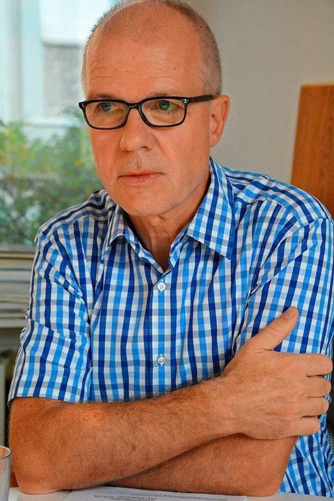 Hans-Werner Breuer  | Foto: Barbara Ruda