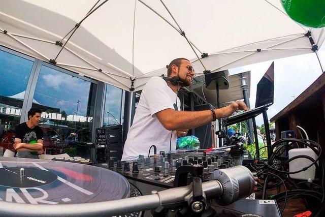 Tarek Yosry ist DJ ohne Auftritte, aber dafür mit neuer Single