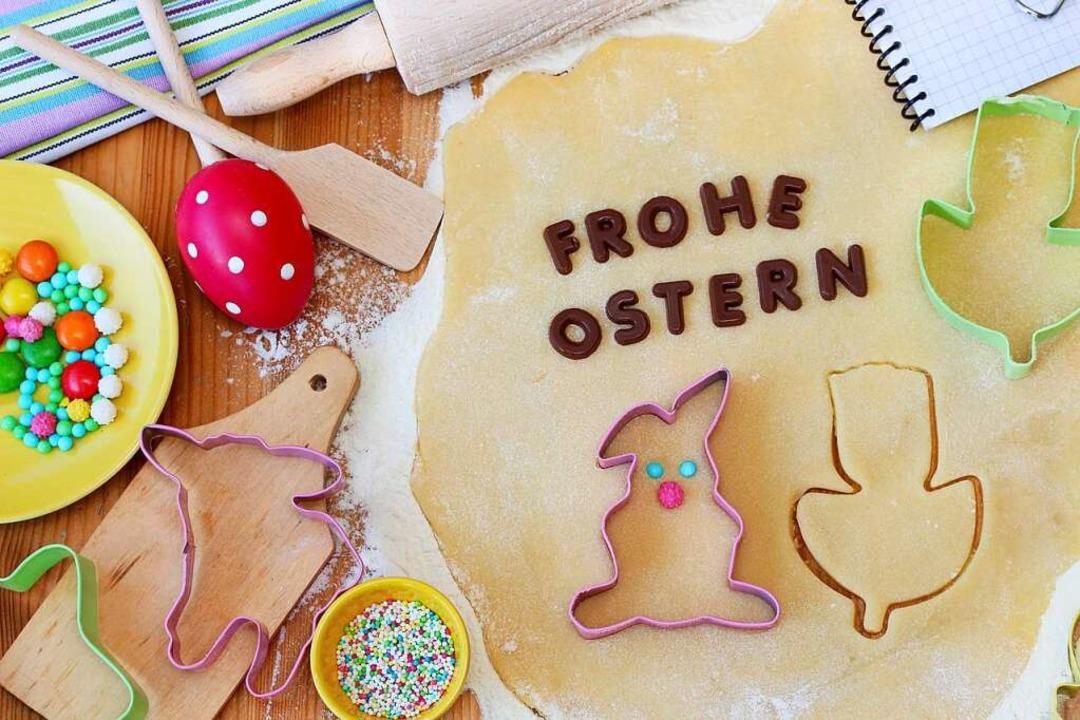 Backen macht Freude und gehört zu Ostern einfach dazu.  | Foto: ChristArt - stock.adobe.com