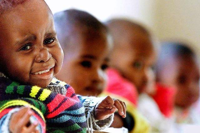 Schwarzafrika stirbt - und die Welt schaut zu