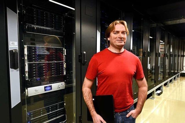 Virusforscher aus aller Welt füttern einen Supercomputer der Uni Freiburg beim Kampf gegen Corona