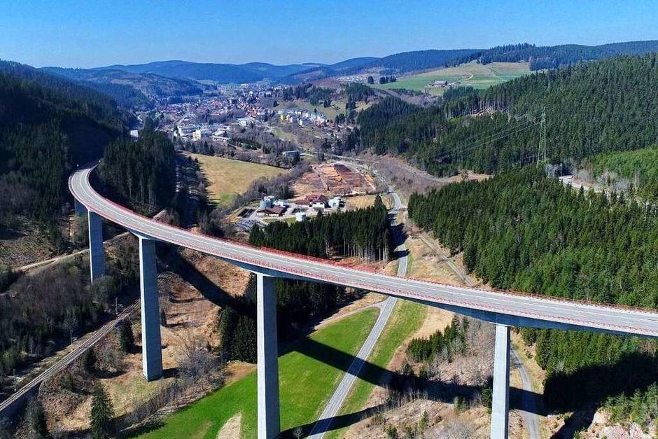 Gutachtalbrücke bei Neustadt (Foto: Philippe Thines)