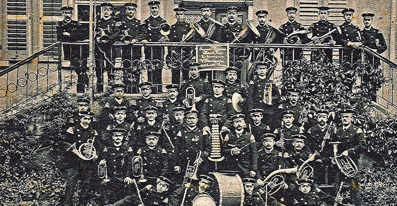 Im Jahre 1906 bildete sich aus zwei Mu... bis 1938 eine Abteilung der FFW war.   | Foto: Ernst Brugger