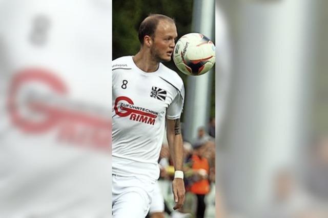 Benedikt Haibt und Tobias Weißhaar hören beim FC 08 Villingen auf
