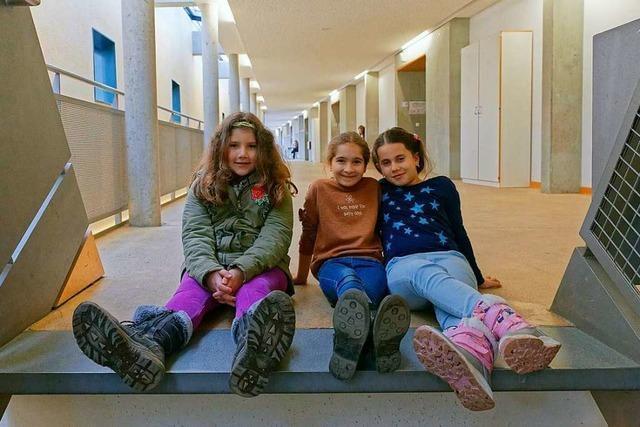 Was Kinder aus aller Welt in Lörrach bewegt