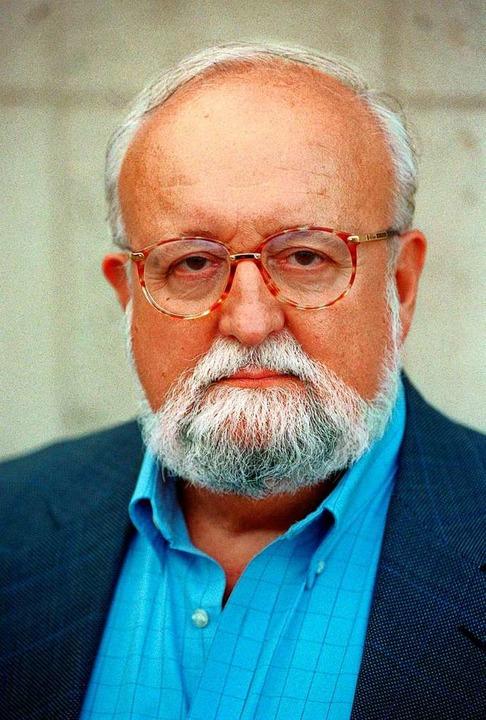Krzysztof Penderecki    Foto: dpa