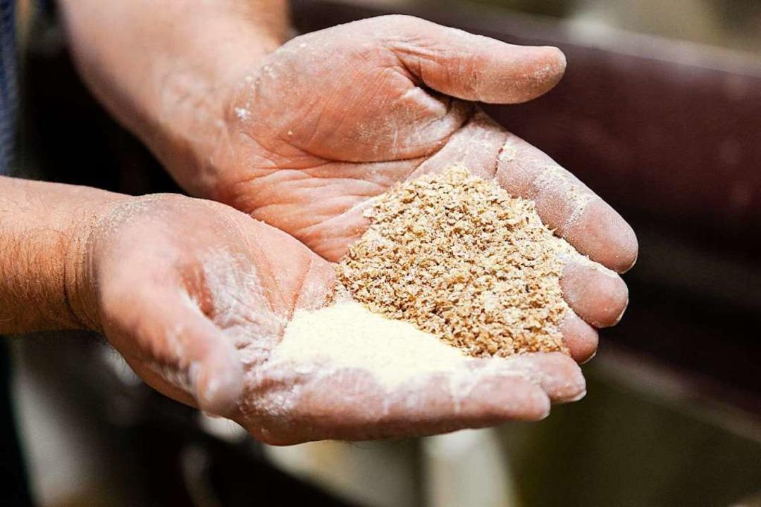 Das Mehl geht in der Mühle nicht aus.    Foto: Blattert-Mühle Bonndorf