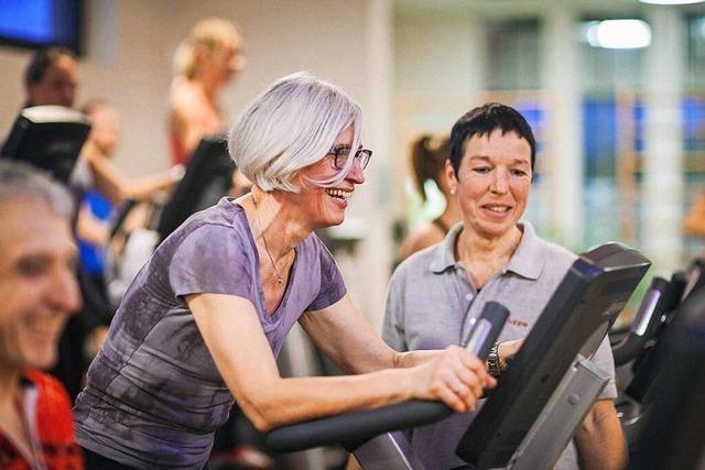 Fitnessstudios begleiten Kunden auch daheim beim Training