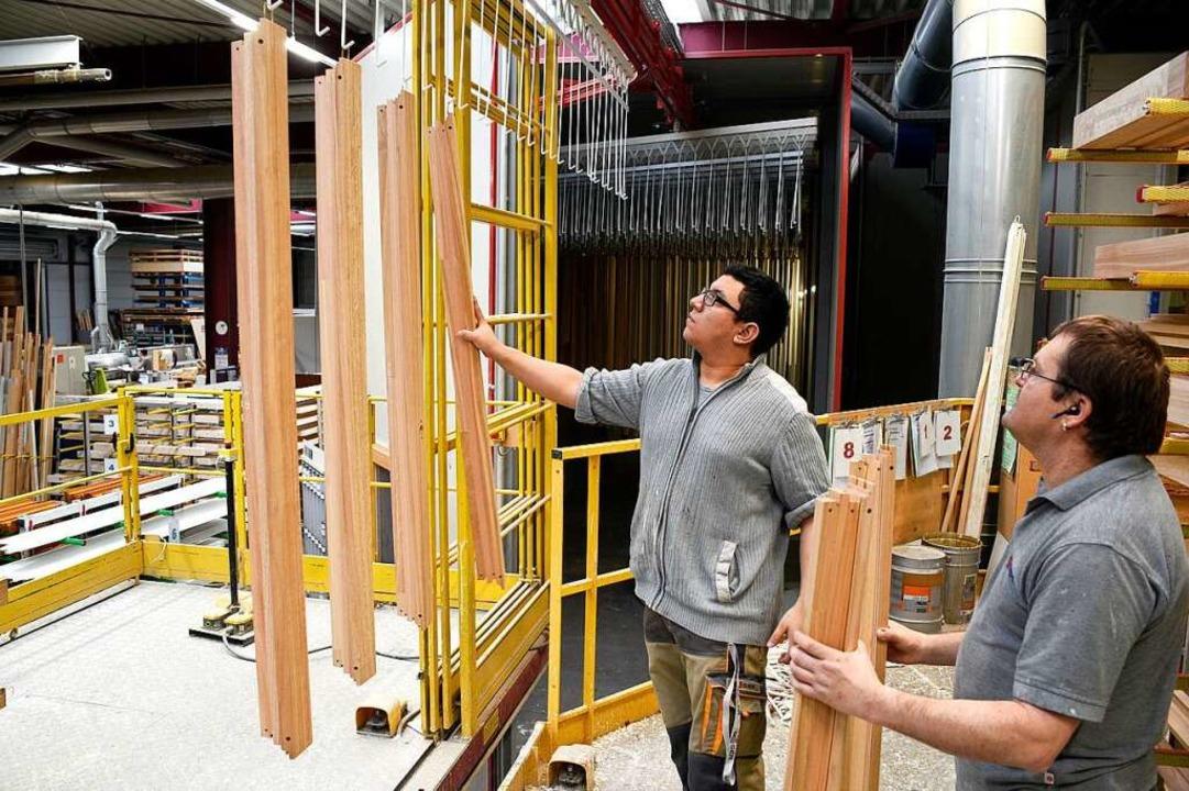 Moser Fensterbau: Mehr als nur Holz  | Foto: Thomas Kunz