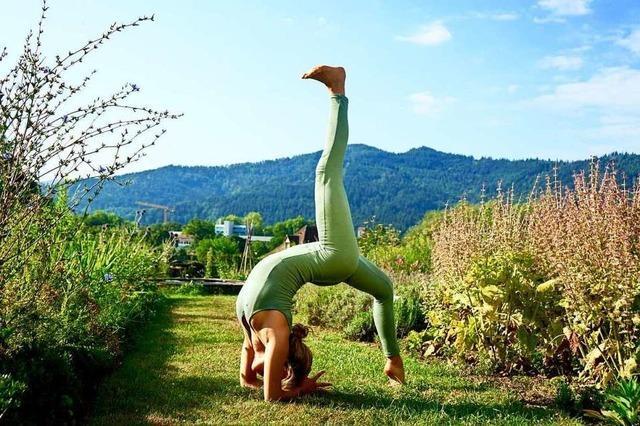 Yoga-Kolumne (3): Freunde dich mit der aktuellen Situation an
