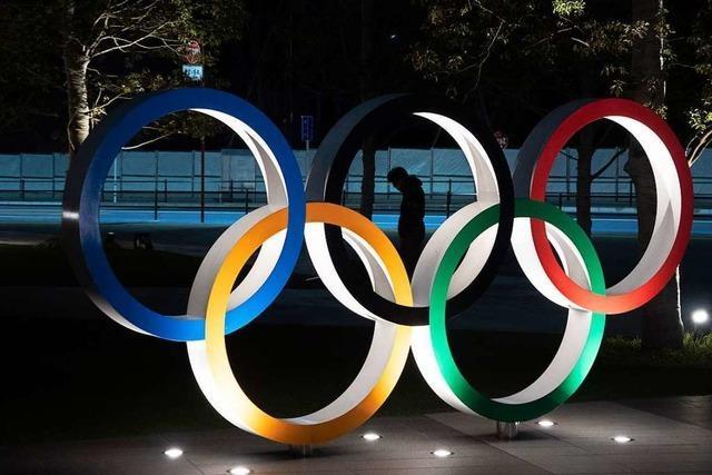 Olympische Spiele in Tokio sollen am 23. Juli 2021 beginnen