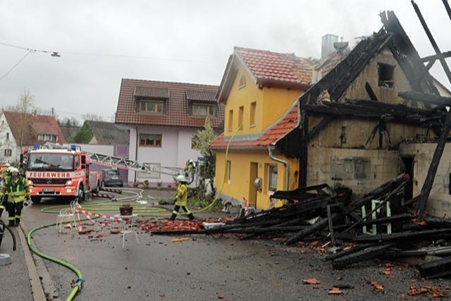 Bei zwei Bränden sind technische Ursachen nahezu ausgeschlossen