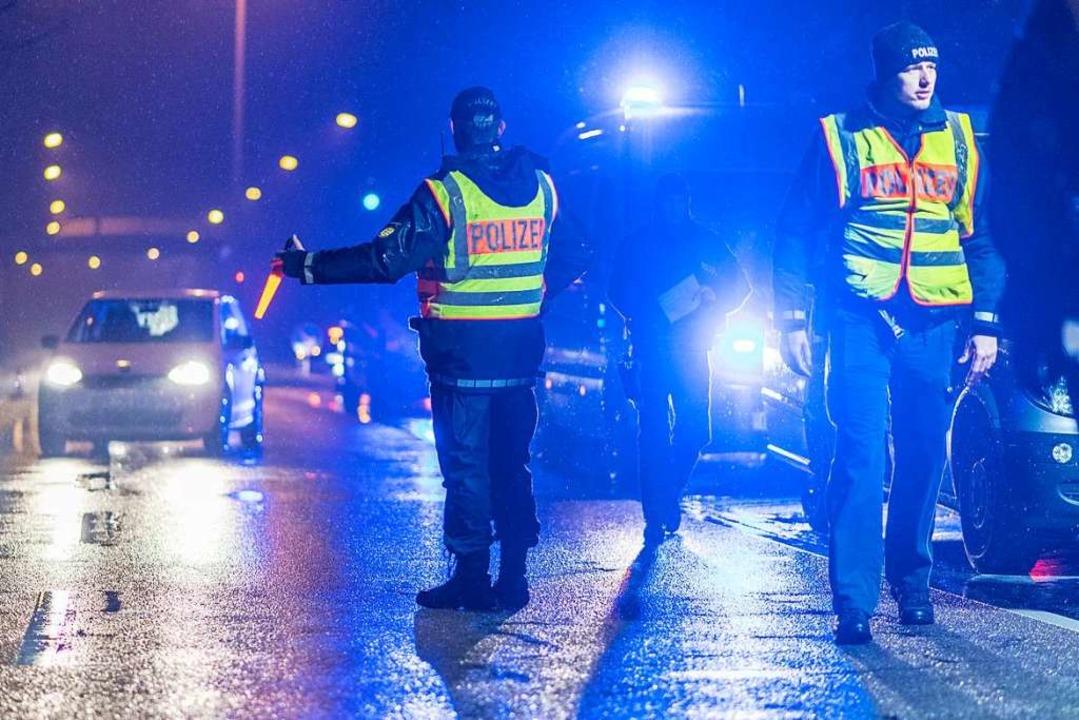 Die erhöhte Polizeipräsenz in Freiburg... ist 2019 stark gesunken (Archivbild).  | Foto: Patrick Seeger