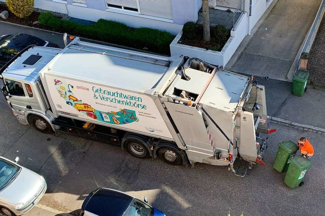 Wer fragen zur Müllentsorgung hat, fin...den Abfallberatern des Ortenaukreises.    Foto: Helmut Seller
