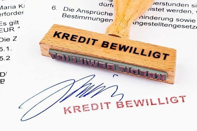 Banken in Südbaden: