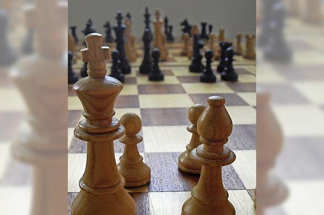 Rückhalt für Schachfreunde