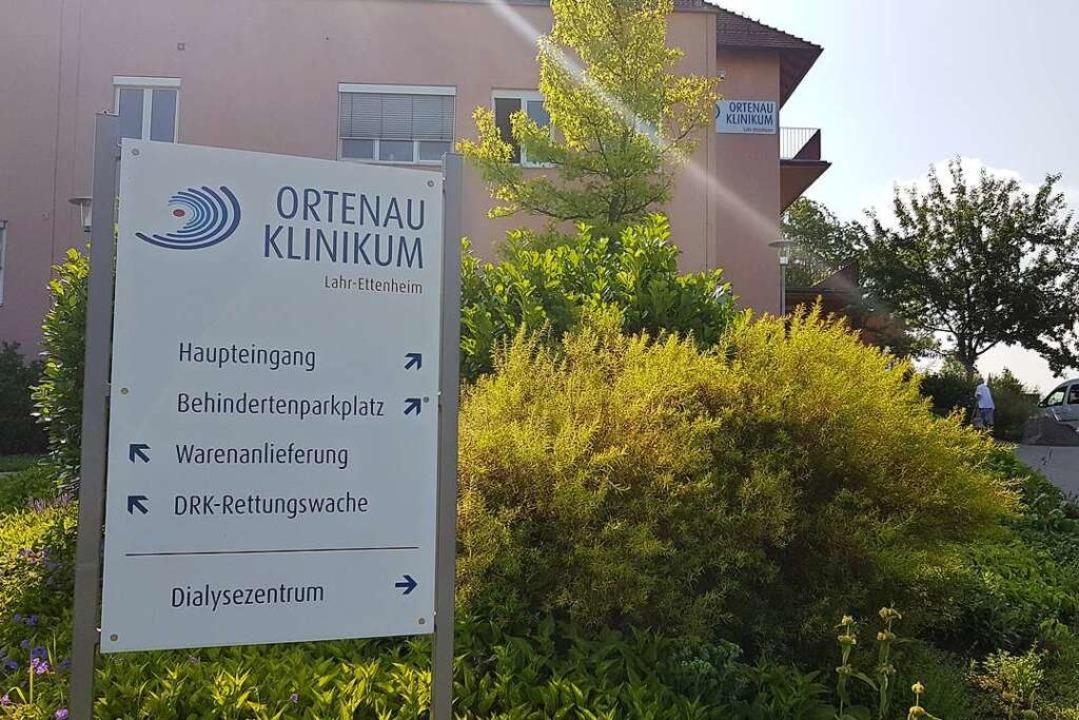 Das Ortenau-Klinikum in Ettenheim könn...ntscheidung aber nicht nachvollziehen.    Foto: Karl Kovacs