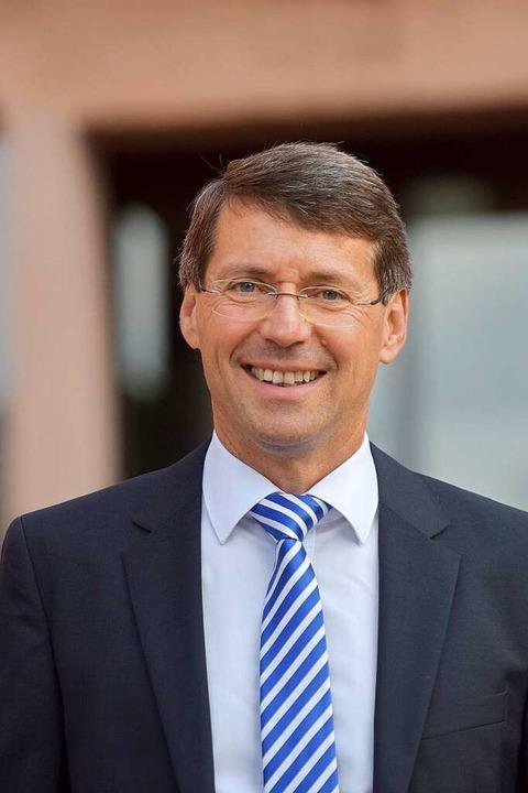Ettenheims Bürgermeister Bruno Metz    Foto: cdu