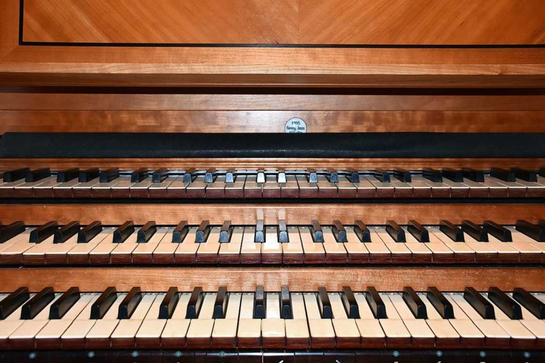 Die Orgel    Foto: Thomas Biniossek