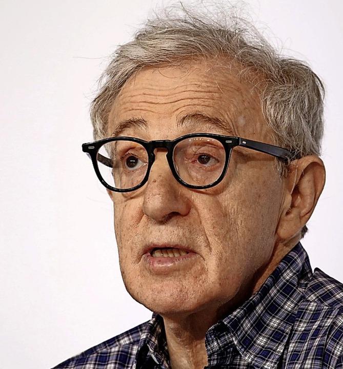 Woody Allen    Foto: Tristan Fewings (dpa)
