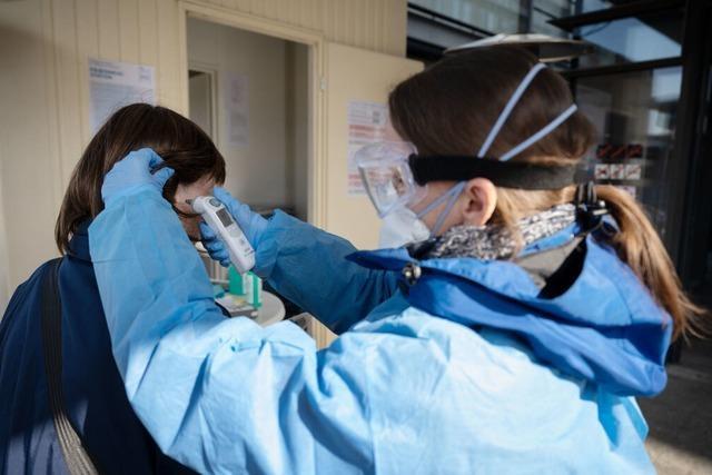 Aus Rehakliniken im Raum Freiburg sollen Behelfskrankenhäuser werden