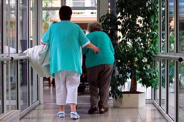 In südbadischen Seniorenheimen wächst die Angst vor dem Virus