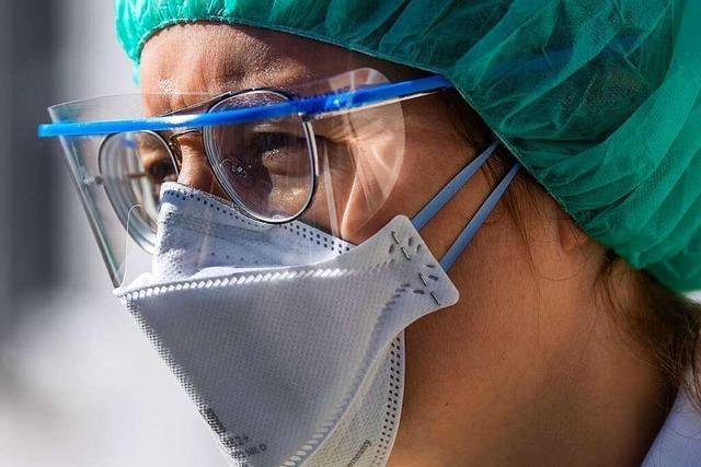Den Schopfheimer Ärzten mangelt es an Schutzkleidung und Desinfektionsmittel