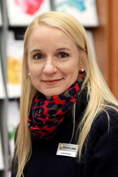 Claudia Steidlinger  | Foto: Christoph Breithaupt