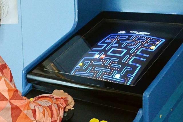 Einkaufen zu Corona-Zeiten ist wie Pac-Man-Spielen