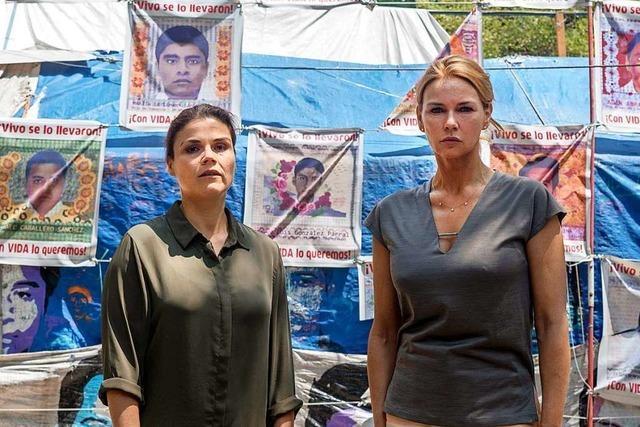 ARD zeigt Film, über deutsche Waffen, die mexikanische Studenten töteten