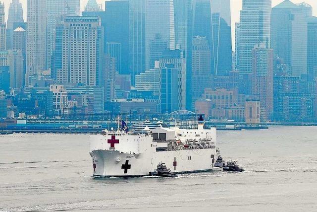 Die Corona-Pandemie trifft die USA völlig unvorbereitet