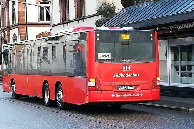 Busse aus Seitentälern an SEV-Fahrplan angepasst