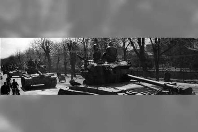 Das Kriegsende in Südbaden vor 75 Jahren
