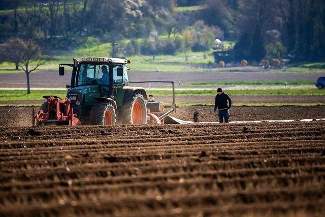 Landwirtschaft wappnet sich