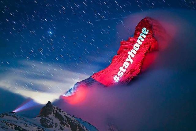 In der Schweiz wirken die Beschränkungen – Corona-Zahlen sinken