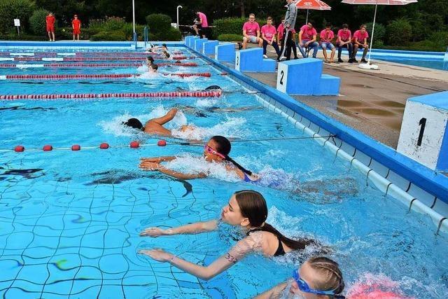 Swim-and-Run in Grenzach-Wyhlen findet nicht statt