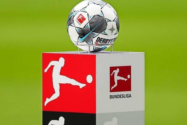 Kein Profifußball in Deutschland bis mindestens 30. April