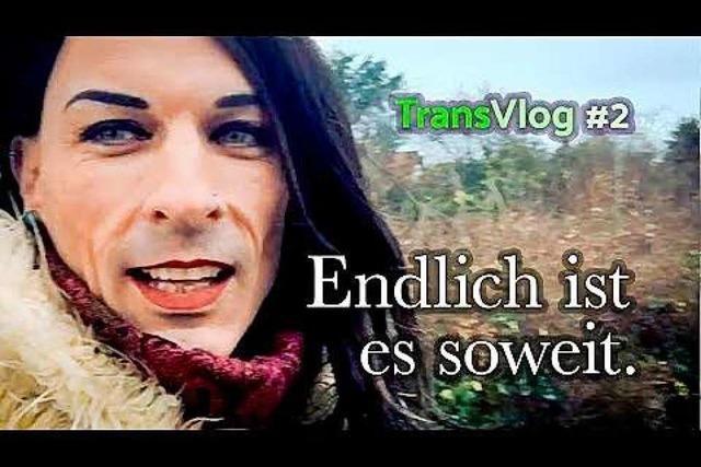 Trans-Vlog aus Freiburg: Micha nimmt das erste Mal Östrogene ein
