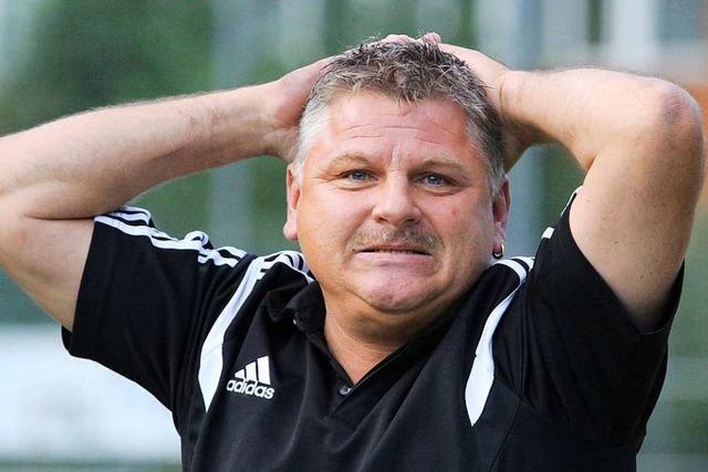 Wie geht es eigentlich Fußballtrainer Uli Zäh aus Utzenfeld?