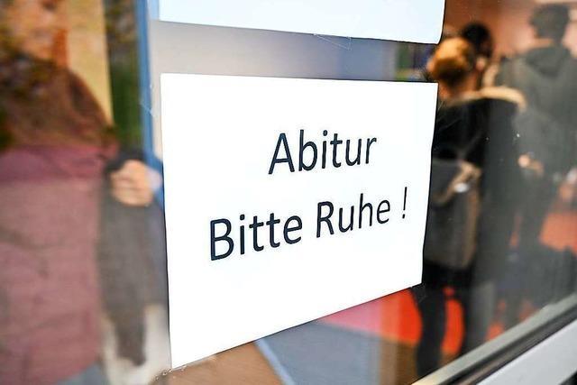 Schulleiter aus dem Breisgau sind froh, dass Abiturprüfungen stattfinden