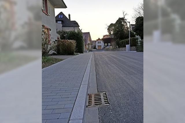Zwei Großbaustellen weniger in Laufenburg