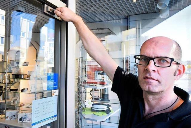 Elektro Schmidt schließt Denzlinger Ladengeschäft – Betrieb besteht fort