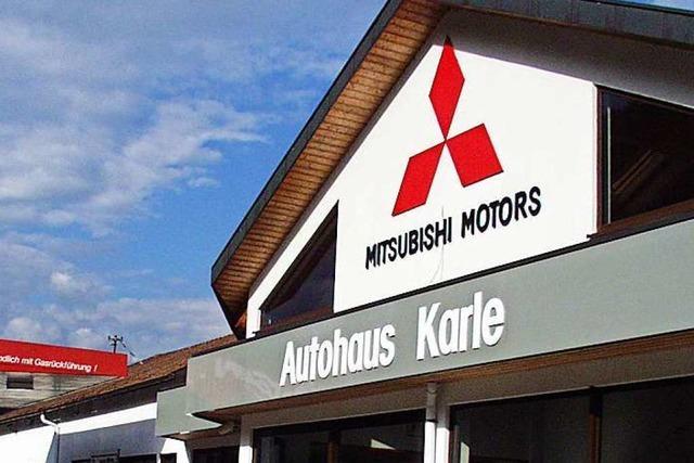 Nach mehr als 40 Jahren übergibt Günter Karle sein Autohaus