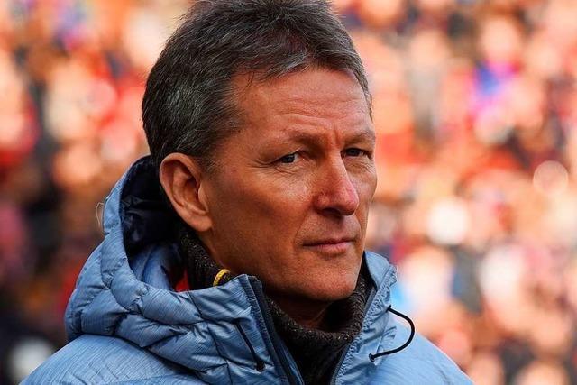 Heimbach statt Almelo: Fußballtrainer Frank Wormuth im Homeoffice
